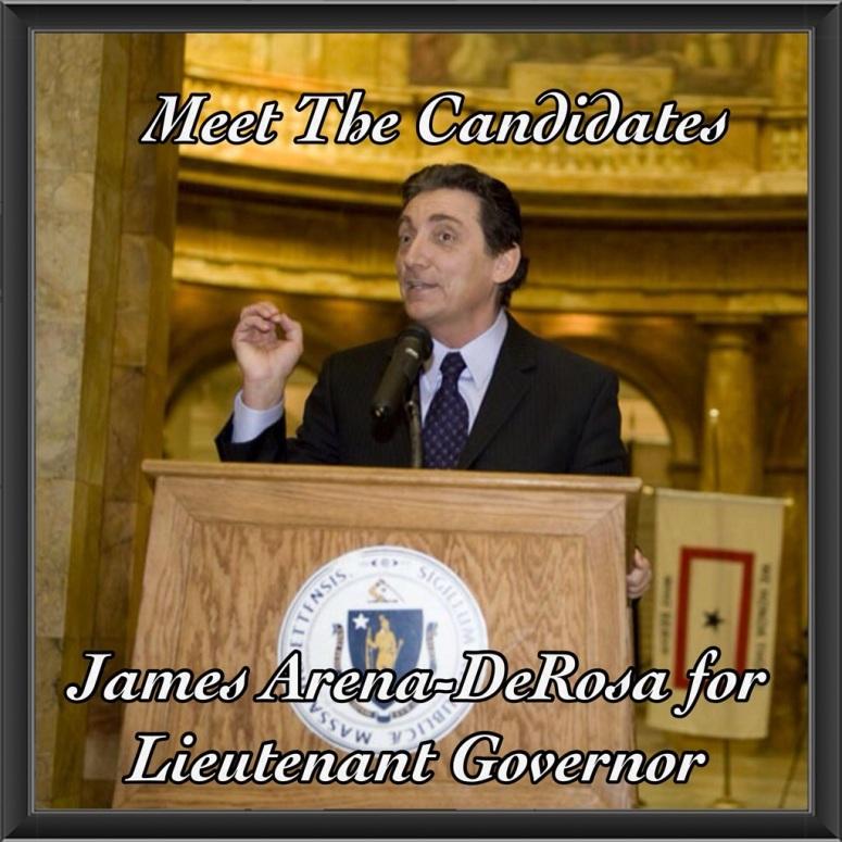 Meet The Candidates: James Arena-DeRosa