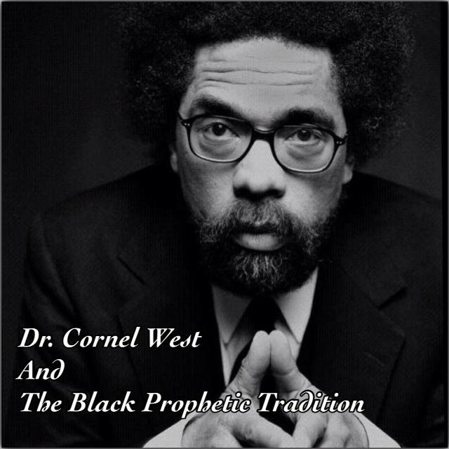 Dr. Cornel West (princesdailyjournal)
