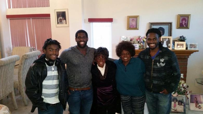 Sefa-Boakye Family
