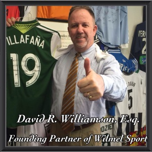 David Williamson, Sports Attorney for Wilmel Sports (princesdailyjournal)