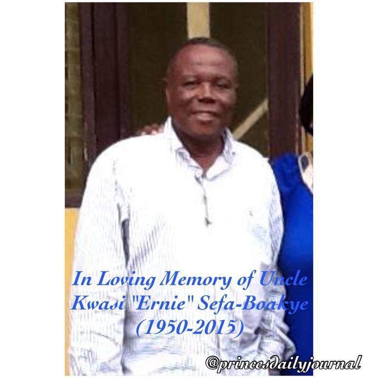 Uncle Ernie Sefa-Boakye (princesdailyjournal)