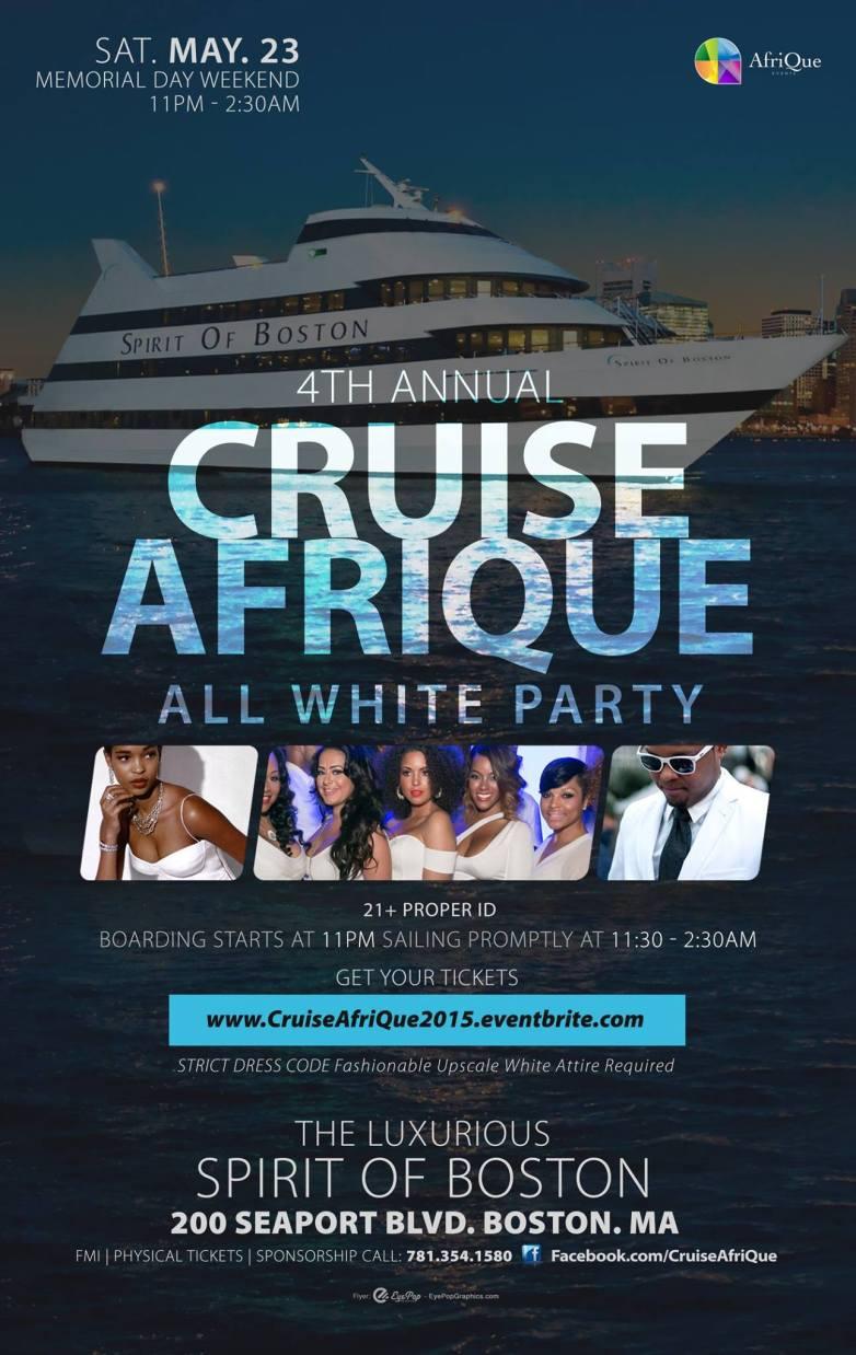 CRUISE AFRIQUE