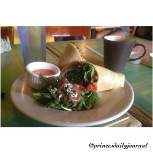 Fabrison's Cafe (princesdailyjournal)