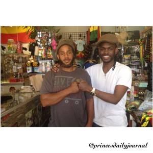 Reggae World (princesdailyjournal)